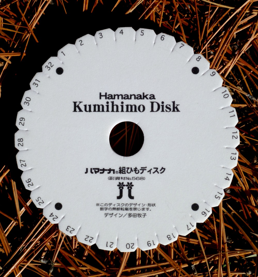 Kumihimo Disk Patterns